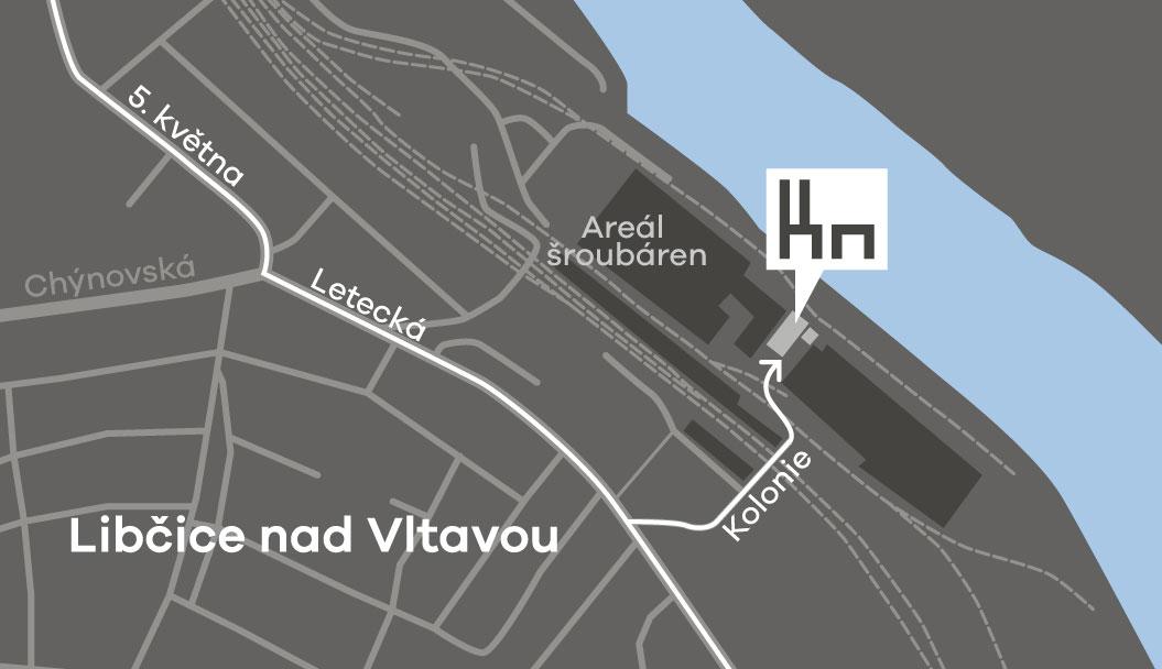 Kudy k nám - Libčice nad Vltavou